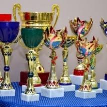 Наградная продукция (атрибутика) - кубки, медали, сувениры