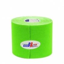 Кинезио тейп BBTape 5см*5м флюорисцентный (Лайм)
