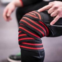 Эластичные бинты на колени