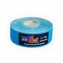 Кинезио тейп BBTape 2,5см*5м (голубой)