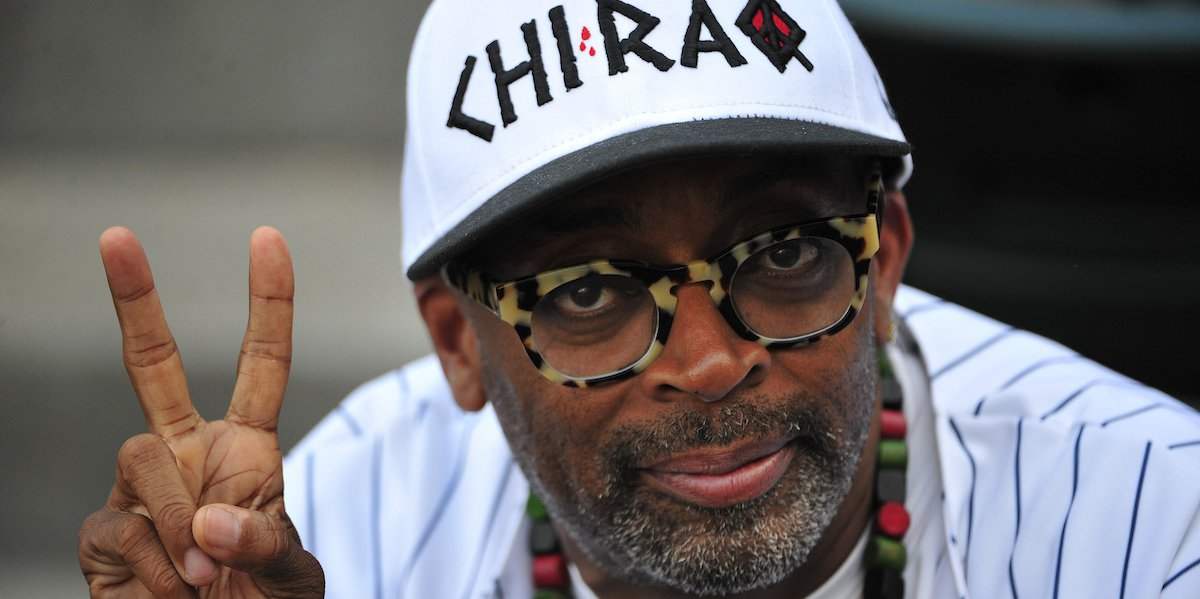 3spike lee movie director named grand marshall
