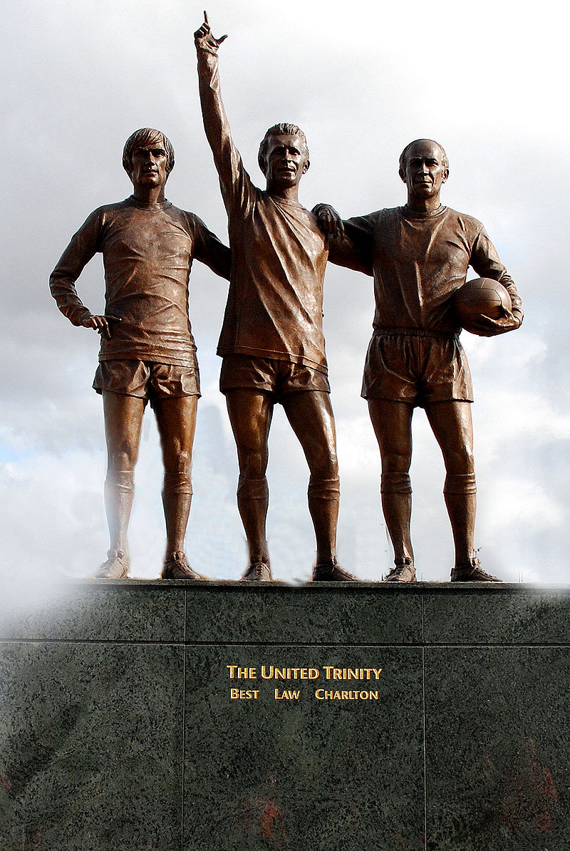 16 Manchester The United trinity